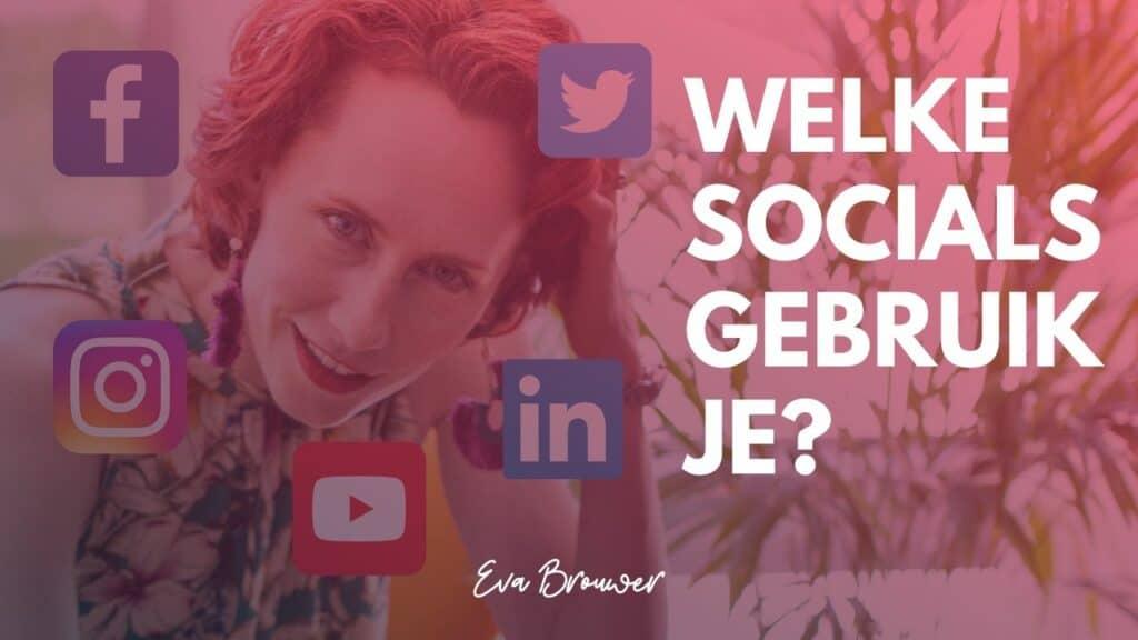 PJPTV99 Welke Socials gebruik je