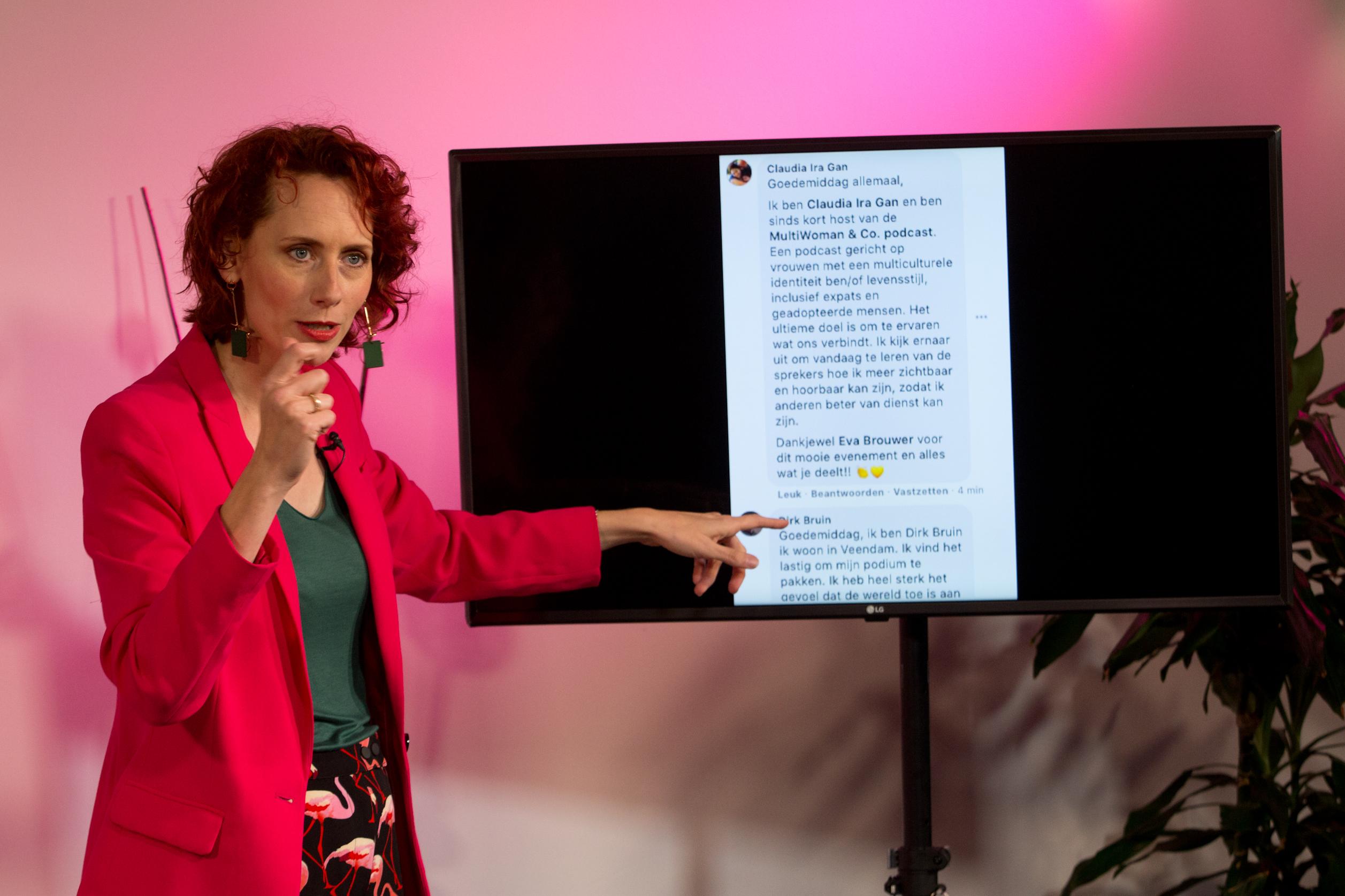 Online Presenteren Eva Brouwer
