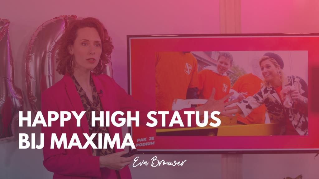 PJPTV 127 Happy High Status bij Maxima