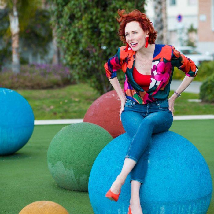 Eva Brouwer op monument